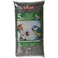 ZOLUX Girasol alimento para las aves de jardín Kg. 5