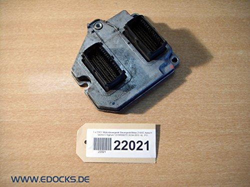 Motorsteuergerät Steuergerät Motor Z18XE Astra H Vectra gebraucht kaufen  Wird an jeden Ort in Deutschland