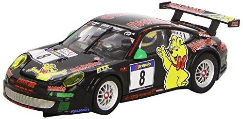 Carrera Evolution - 20027457 - Voiture De Circuit - Porsche Gt3 RSR - Haribo Racing