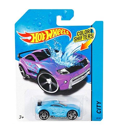 Mattel Hot Wheels BHR15 1:64 Die-Cast Color Shifters, je 1 Fahrzeug, zufällige - Die Cast Fahrzeuge