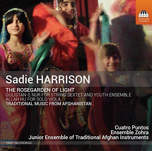 Sadie Harrison: The Rosegarden...