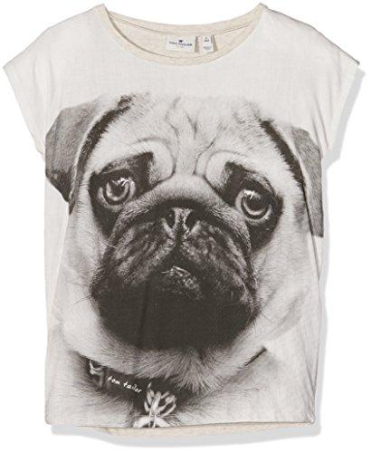 tom-tailor-kids-tee-with-big-print-t-shirt-bambina-beige-hot-sand-melange-164