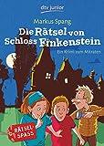 Die Rätsel von Schloss Finkenstein: Ein Krimi zum Mitraten - Markus Spang