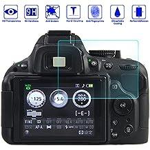 Wunderglass® Nikon D5200 protector pantalla, protector, plástico protección, cristal protección, cristal plástico