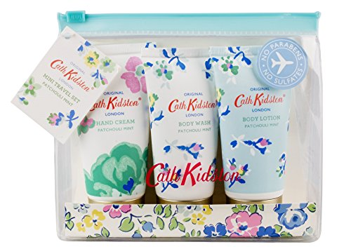Cath Kidston Patchouli Mint Mini Travel Kit-FG2524 (2017-02-21)