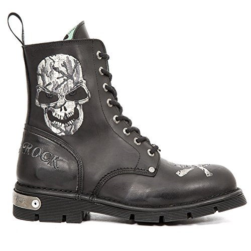 New Rock M.NEWMILI85-S4 BLACK, BLACK
