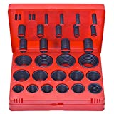 hochwertigen Nitril Gummi O Ring Kit in Imperial Größen. Hergestellt aus hochwertigem Gummi ideal für Wartung Automobile,, Ingenieure und zahlreiche Aufgaben.