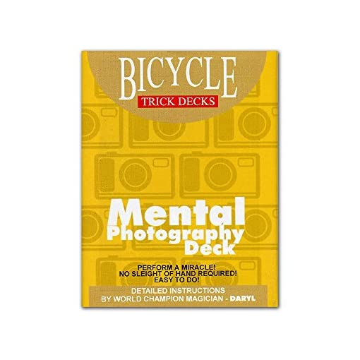 Mental-Photo-Deck-Bicycle-Blue-Trick