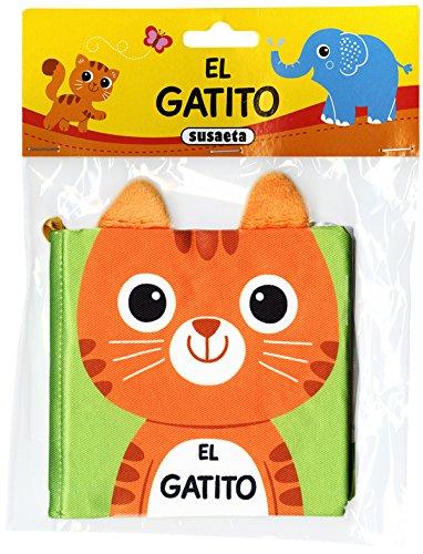 El gatito (Libro con mordedor) por Susaeta Ediciones S A
