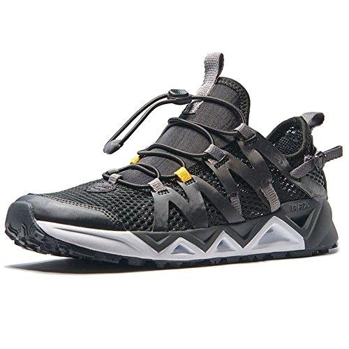 Rax Chaussures Aquatiques Pour Homme - Noir - Noir, 39