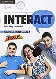 Interact pre-intermediate: learning essential. Quaderno BES e DSA. Per le Scuole superiori. Con e-book. Con espansione online: 2