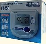 Citizen CH-453 Blood Pressure Monitor (White)