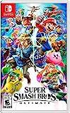 Super Smash Bros. Ultimate at Amazon