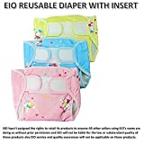 EIO Baby Infant Washable Reusable Pocket...