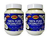 KTC Coconut Oil 500ml (Pack of 2)