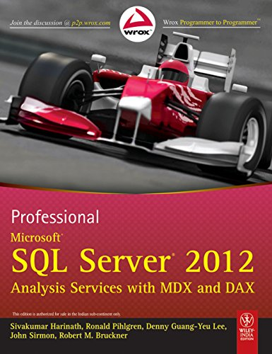 Professional Microsoft SQL Server 2012 Analysis Services with MDX and DAX (WROX)