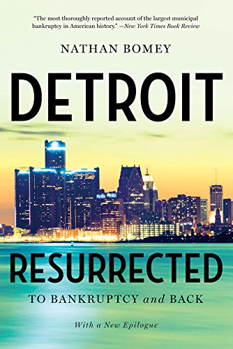Detroit Resurrected: To Bankruptcy and Back (English Edition)