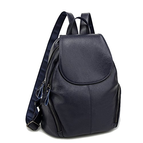 Damen Umhängetasche Klassisch Kreativ Student Im Freien Freizeit College Wind Jugend Wild Bag Blue
