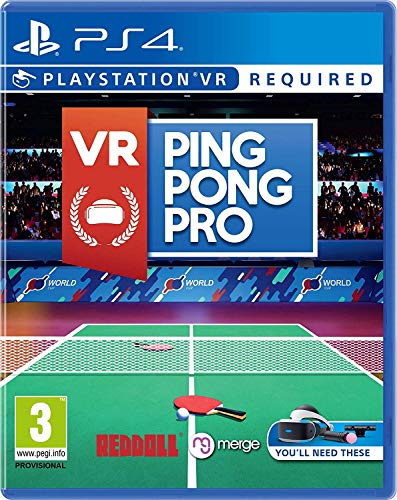 VR Ping Pong Pro