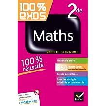 Maths 2de: Exercices résolus - Seconde