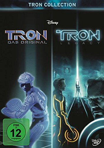 Bild von Tron Collection: Tron - Das Original / Tron Legacy [2 DVDs]
