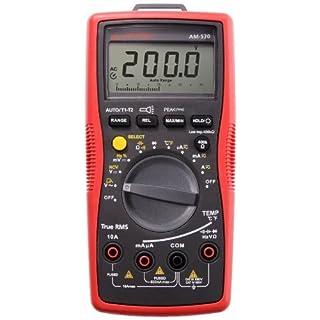 Amprobe AM-570 Industrial Digital Multimeter with True-RMS by Amprobe