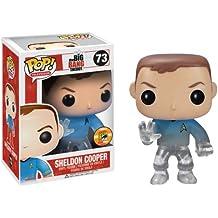 Figura Pop Big Bang Theory: Sheldon Star Trek