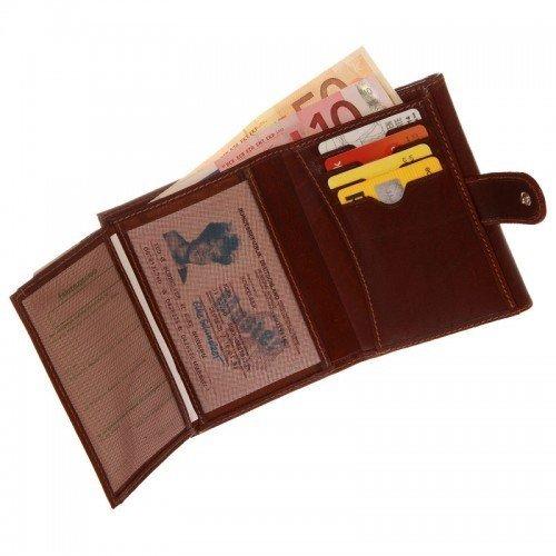 Golden Head Colorado Geldbörse 1150-05-8 schwarz, schwarz