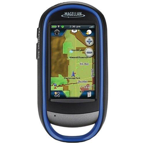 Magellan eXplorist 510 Waterproof Hiking GPS by Magellan (Magellan Gps-sport)