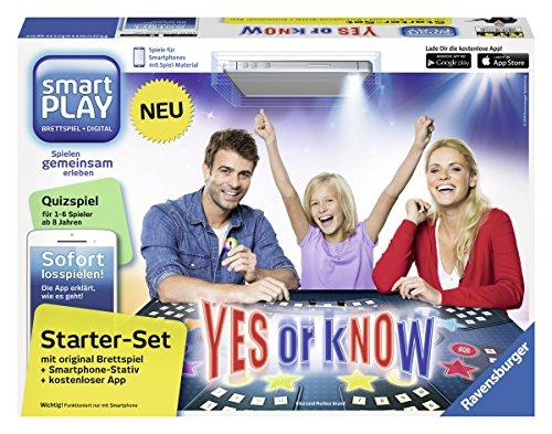 Preisvergleich Produktbild Ravensburger 26803 - Smartplay: Starterset Yes or Know