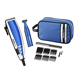7447gu clipper - 51Bpegd9 2L - BaByliss for Men 7447GU Clipper Gift Set for Men