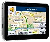 Blaupunkt TravelPilot 73 EU LMU - Navigationssystem mit 17,5 cm (7 Zoll) Touchscreen-Farbdisplay, Kartenmaterial Europa, lebenslange Karten-Updates*, TMC Stauumfahrung