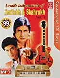 #4: Lovable Instrumentals of Amitabh & Shahrukh - Vol. 1
