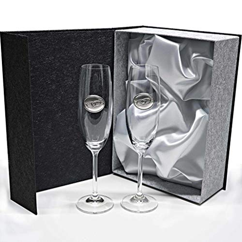 la galaica Verres de Champagne personalisées.