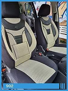 Maß Sitzbezüge Kompatibel Mit Fiat Ducato 250 Fahrer Beifahrer Ab Bj 2006 Farbnummer 902 Baby