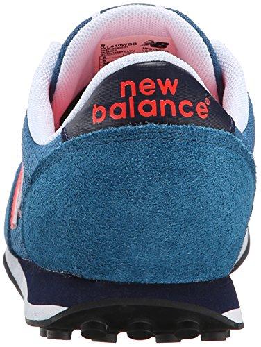 New Balance WL 410 WBB Blue Orange Blue