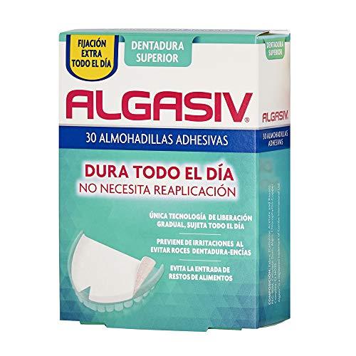 Algasiv - Almohadillas Adhesivas Superior - 30 Unidades
