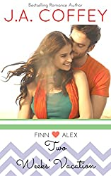 Two Weeks' Vacation: A Sweet, New Adult Romance (Love by the Numbers Book 2)
