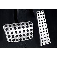 9 MOON Car Pedals Brake Accelerator pedal Cover Auto accessories fit For Hyundai ix35 ix45 Mistra Sonata Santa Fe-For Kia K5