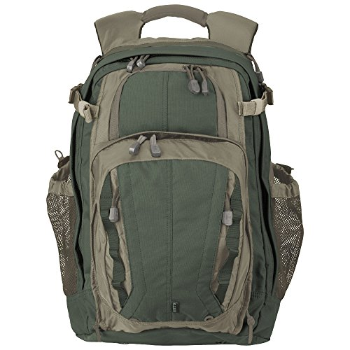 ab58e21ee0 5.11 COVRT18 Tactical Covert Military Backpack, Large Assault Rucksack  Pack, Style 56961, Green