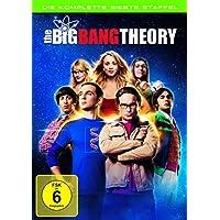 The Big Bang Theory - Die komplette siebte Staffel