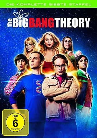 The Big Bang Theory - Die komplette siebte Staffel [3