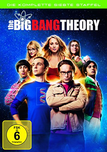 The Big Bang Theory - Die komplette siebte Staffel [3 DVDs] hier kaufen
