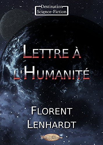 Couverture du livre Lettre à l'Humanité