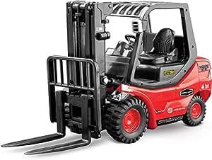Ninco 530010016 - Heavyduty Chariot élévateur télécommandé Échelle 1:20