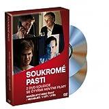 2 DVD kolekce Soukrome pasti (Tchèque version)