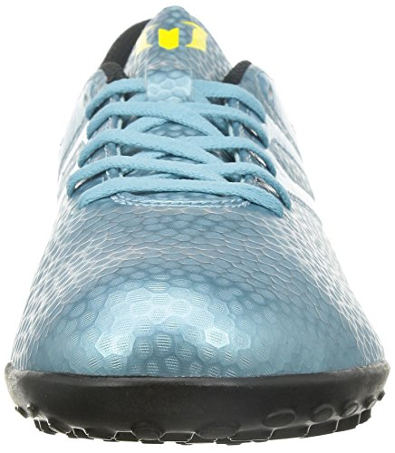 adidas Messi 15.4 Turf, Bottines Homme Azul / Amarillo / Noir