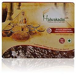 Halwakadai Karuppati Halwa and Ghee Halwa, 1 Kilograms