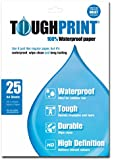 Toughprint Waterproof Paper - Inkjet - 25 A4 Sheets