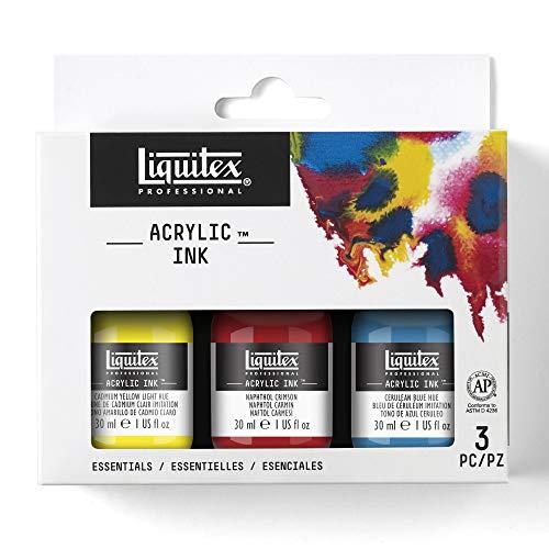 Liquitex Professional Acrylic Ink Set 3Colores-3x 30ml